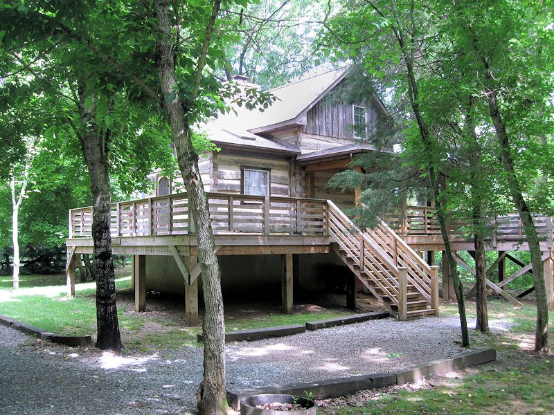 Merveilleux Tavern River Cabin Rental Is Just Outside The Town Of Luray And Is  Centrally Located To All Activities Such As Skyline Drive Hiking, Luray  Caverns, ...