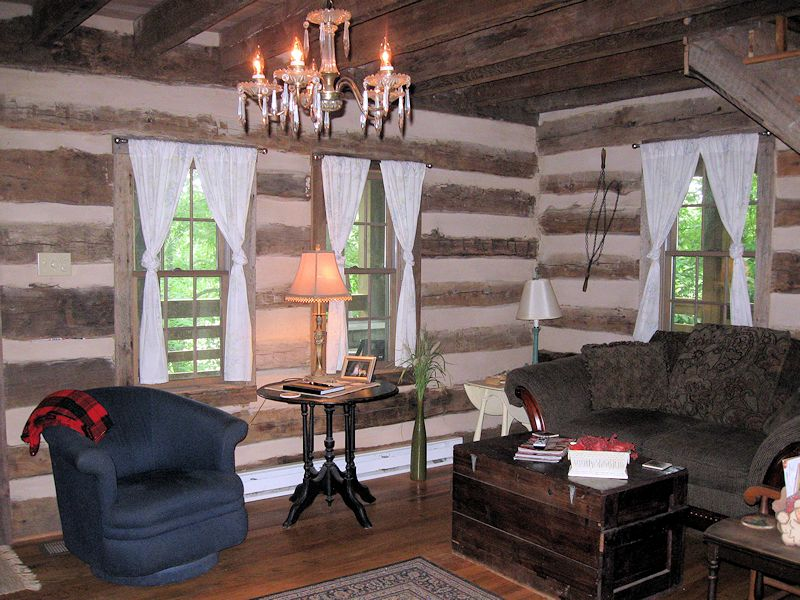 Vintage River Cabin Rental Cabin Has Very Easy And Convenient Access To The  Town Of Luray Which Centrally Located To All Activities Such As Skyline  Drive ...